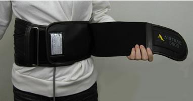 腰椎牽引治療器 エアートレック AIR TRAC