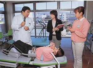 腰椎牽引治療器 エアートレック AIR TRAC5500